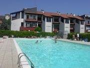 Lido di Spina, swimming-pool, apartment for sea holiday