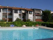 Ferienwohnung in Residenz mit Schwimmbad