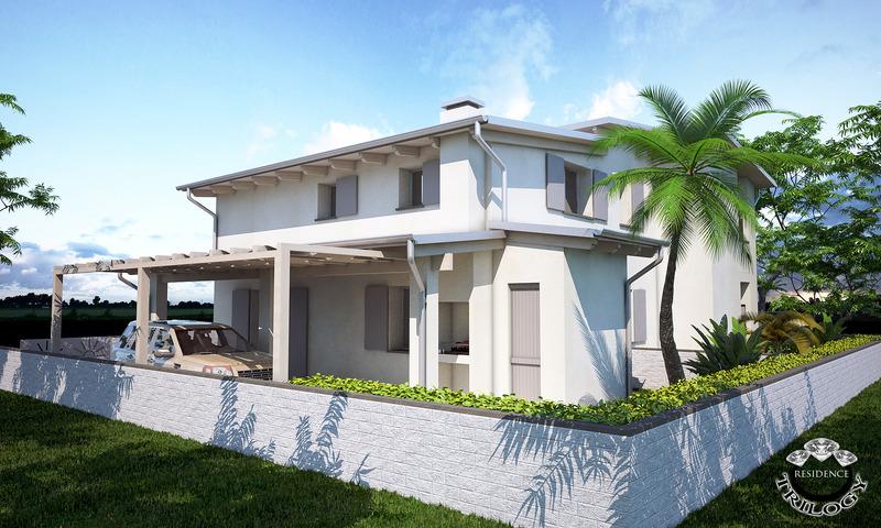 Vendita casa di nuova costruzione Lido degli Estensi