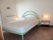 camera da letto matrimoniale dell'appartamento