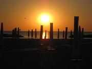 beach of the Lido di Spina