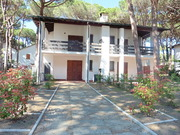 Holiday house with garden in Lido di Spina