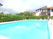 lido di spina, apartment in residence with pool