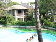 Lido di Spina ville with swimming-pool