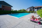 lido di spina, Holiday apartments with pool