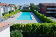 Lido di Spina Adriatic Coast, apartment residence with pool